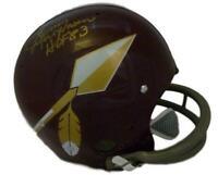 Sonny Jurgensen Autographed Washington Redskins TK Helmet HOF JSA 11916