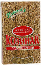 Kozinak Russian Snack Sunflower Seed Brittle Bar 150 gr