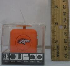 Denver Broncos Fidget Cube NFL 6 sided fidget spinner EDC stress toy Forever