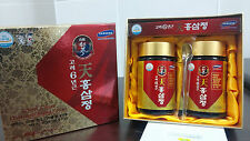 Korean 6Years Root Red Ginseng Extract (240g x2 Bottles)