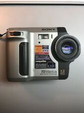 Vintage Sony FD Mavica Digital Still Camera Model MVC-FD87 (FF)