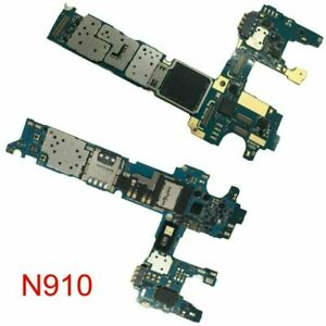 Main Motherboard Logic Replacement for Samsung Galaxy Note 4 SM-N910T N910C HYA