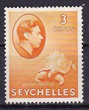 Seychelles George VI Era (1936-1952) Stamps