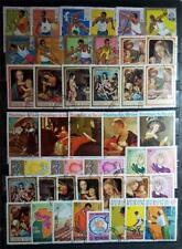 BURUNDI Stamp Lot All Different Used E3544
