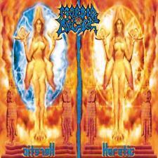 "Morbid Angel ""eretico"" WHITE VINYL-NUOVO"