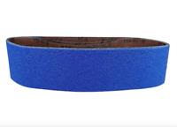 Powertec 4x36 inch 60 Grit Metal Grinding Zirconia Sanding Sander Belt 3 Pack