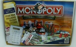 Monopoly Here & Now Electronic Banking Board Game Spares Pick Your Item