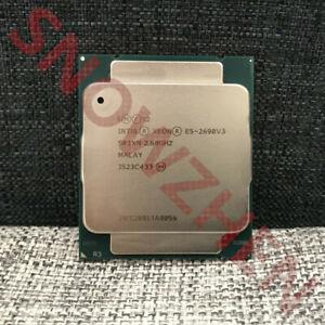 Intel Xeon E5-2690 V3 CPU 12-Core 2.6GHz SR1XN 30MB 135W LGA 2011-3 Processor