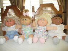Cabbage Patch Dolls Lot of (4)