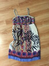 Muse Ladies Dress Sz 8 100% Silk Gorgeous!