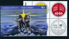 [317282] Aland After 2000 lot of 2 good sheets very fine MNH