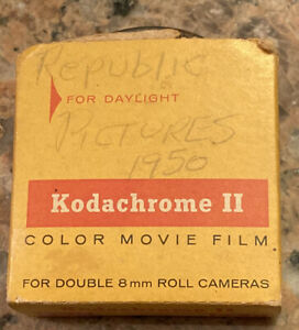 Vintage Kodak Film Tin 2 1/8in.