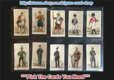 PLAYER'S - UNIFORMS OF THE TERRITORIAL ARMY 1939 (G/F) *PLEASE SELECT CARD*