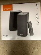 Creative T100 Desktop Speakers