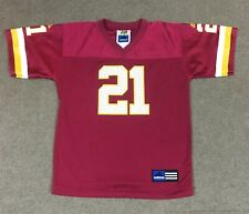 VTG Adidas Deion Sanders Washington Redskins Jersey #21 Maroon Youth 5/6