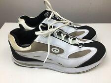 Dexter - Bowling Shoes - White - Size Men's US 10.5 - M - Good Condition -