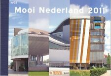 Países Bajos 2011 Prestige marcas cuaderno 35 MH 2869 C ** hermosas Países Bajos