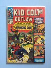 Kid Colt Outlaw # 132 Marvel Comics 1966 GD