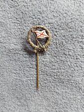 Dachbodenfund anstecknadel R M V  Ruderverein Marine 800er silber 50 Jahre
