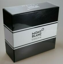 Emblema MONTBLANC 60ml eau de toilette spray 100ml after shave Balm