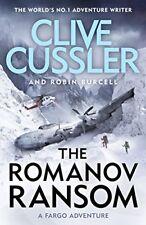 The Romanov Ransom: Fargo Adventures #9,Clive Cussler, Robin B .9780718184681,