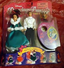 Disney Dancing Princess Belle & The Beast Giftset 1997