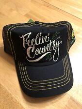 "John Deere ""feeling Country"" Hat Authentic"