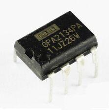 5PCS OP AMP IC BURR-BROWN/BB/TI DIP-8 OPA2134PA OPA2134 100% Genuine
