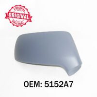 Citroen C4 Spacetourer 2018-/> Primed Door Wing Mirror Cover O//S Drivers Right