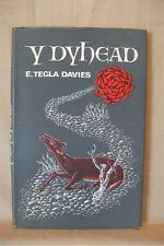 Y DYHEAD; E. Tegla Davies; 1st Edition [1966]; Hardback; Very good+