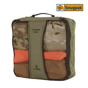 Sacoche de Rangement SNUGPAK Pak Box 6 litres Vert Olive