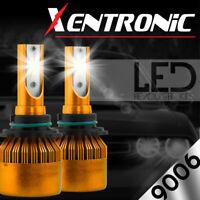 XENTRONIC LED HID Headlight kit 9006 White for 1999-2006 GMC Sierra 1500
