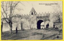 cpa 16 - SAINT-BRICE (Charente) CHÂTEAU DE GARDE-ÉPÉE Entrée du LOGIS