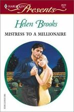 Mistress To A Millionaire, Helen Brooks, 0373121776, Book, Acceptable