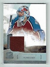 10-11 UD Upper Deck The Cup  Patrick Roy  /25  Jersey  HOF
