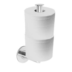 Toilettenpapierhalter Klopapierhalter Papierhalter Rollenhalter WC EDELSTAHL