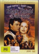 THE BLACK SHIELD OF FALWORTH - TONY CURTIS- NEW & SEALED DVD FREE LOCAL POST