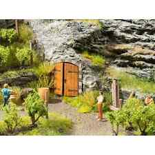 Noch 14225 1/87 Ho Decors Kit 5 Doors Grotto H0