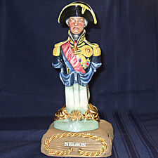 "NELSON HN2928 Ship's Figurehead 8.75"" tall Royal Doulton England NEW NEVER USED"