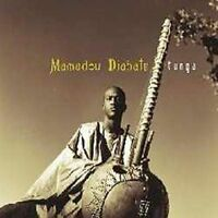 FREE US SHIP. on ANY 3+ CDs! ~Used,Good CD Mamadou Diabate: Tunga