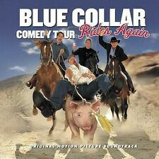 Blue Collar Comedy Tour Rides Again CD Engval, White, Foxworthy, Larry Cable Guy
