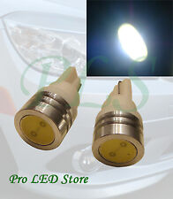 T10 585 655 656 657 2450 2652 White High Power LED Power Glove Compartment Bulbs