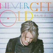 David Bowie - Never Get Old JAPANESE[Single] (CD, Mar-2004, CBS Records) W/OBI
