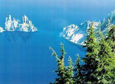 (10139) Postcard - Cascades Volcanoes - Crater Lake, Oregon