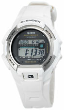 Casio G-Shock Men's Solar Multi-Band 6 White Resin 51.5Mm Watch Gwm850-7