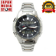 CASIO WAVE CEPTOR WVA-M650D-1AJF Tough Solar Atomic Radio Watch WVA-M650D-1A