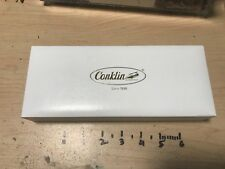 Conklin fountain pen box