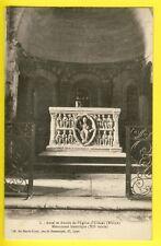 CPA 69 - AVENAS Autel et Abside de l'ÈGLISE Monument Historique du XIIe siècle