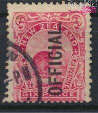 nouvelle-zélande D13A oblitéré 1909 timbres de service (8882613