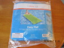 Easy Mat Pool Lounger Inflatable Raft Float by True Living Kids! Blue! New!